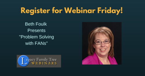 Beth Foulk - Problem Solving with FANs