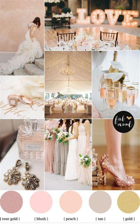 Blush Gold Weddings on Pinterest   Blush Pink Weddings