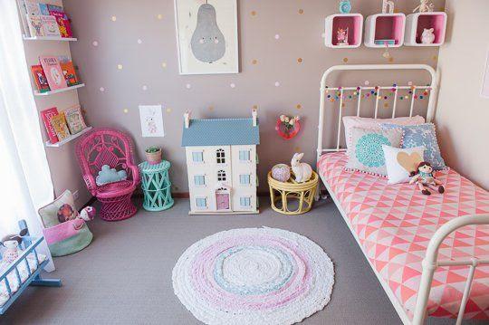 Cute toddler room