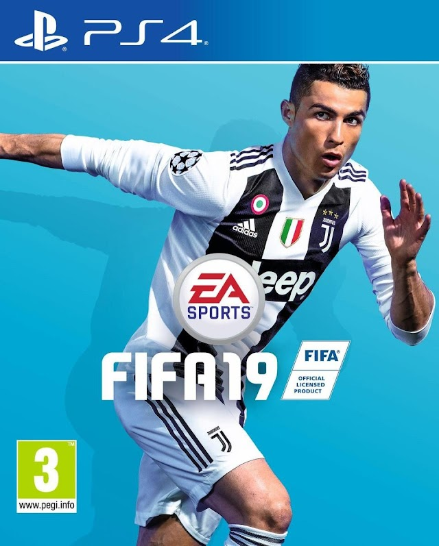 Cristiano Ronaldo Has Been Removed From All Online Branding For FIFA'19, Following Rape Allegation