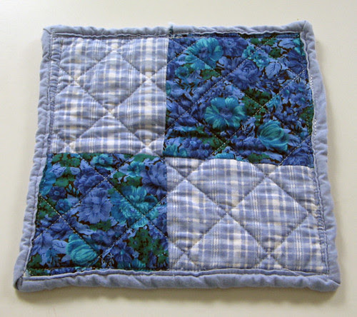 Potholder from In Stitches