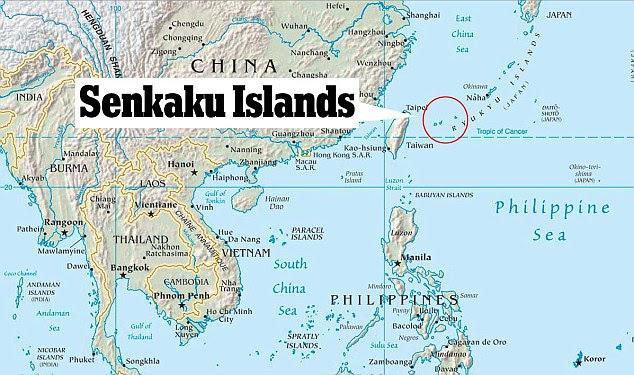 China Versus Japan: Shooting War, Economic War or War of Words? article 2198707 14D9B665000005DC 942 634x375
