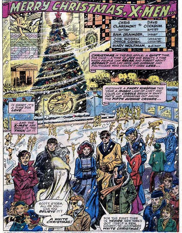 Uncanny X-Men #98