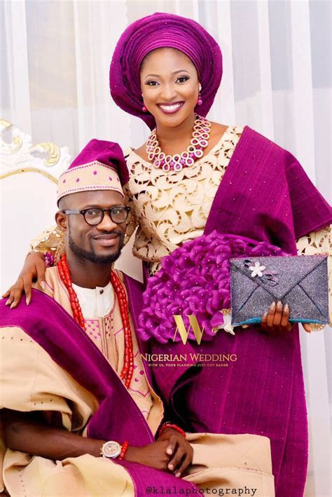 342 best Nigerian Couples Traditional Attire images on