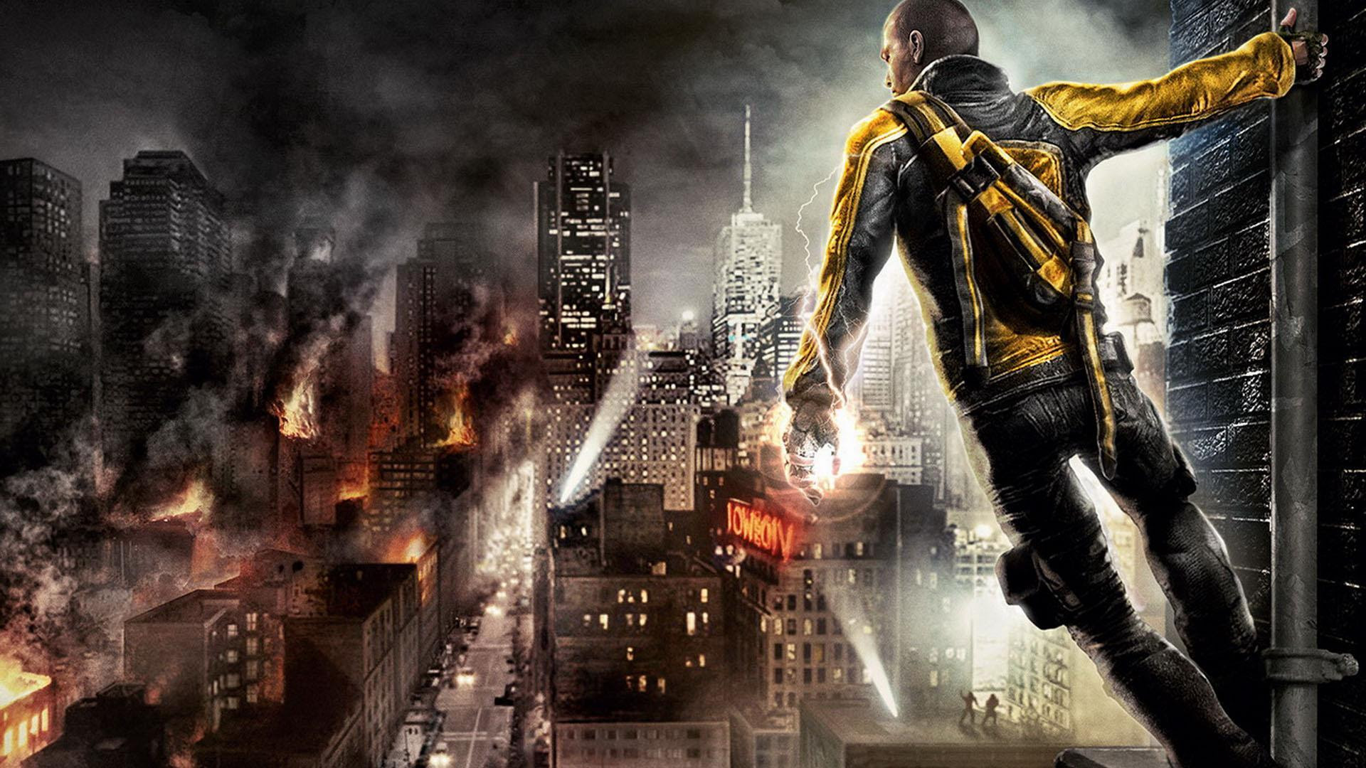 Infamous Wallpapers HD  Wallpaper Cave