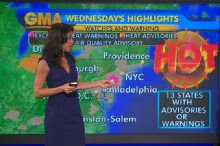 Record Breaking Heat Wave Hits East Coast