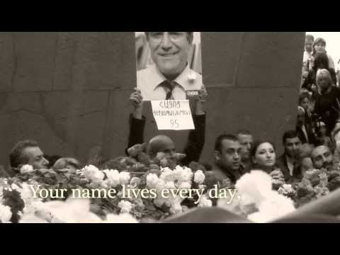 serj tankian - Hrant Dink - Khatchadour Tankian