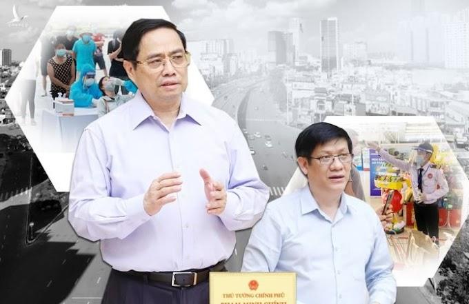 Khi phát biểu chống dịch của Bộ trưởng Nguyễn Thanh Long bị cắt xén