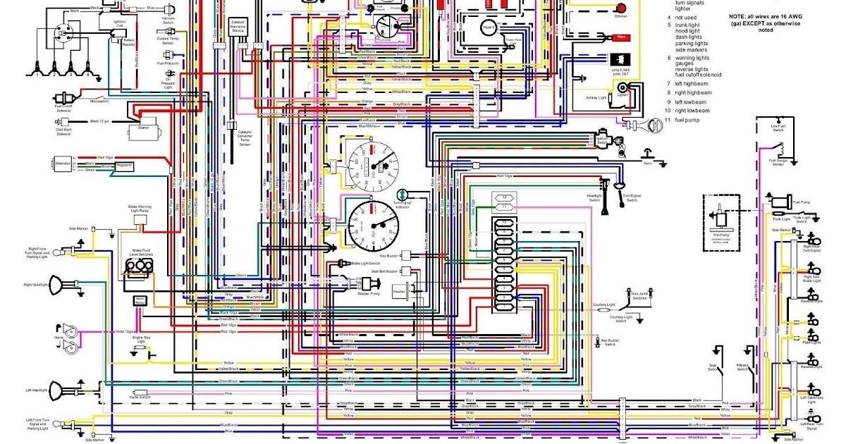 1966 Ford Galaxie Wiring Harness