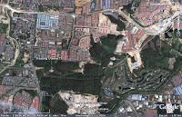 Kajang Utama Google Earth map