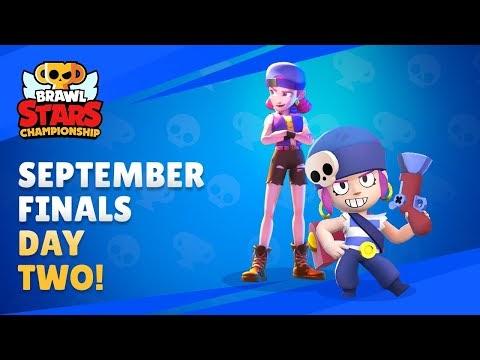 Brawl Stars Championship 2020 - September Finals - Day 2