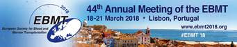 44th Annual Meeting of the EBMT