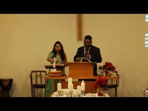 01 December 2019 Sunday Service Message - Pas. Joseph Narumathan