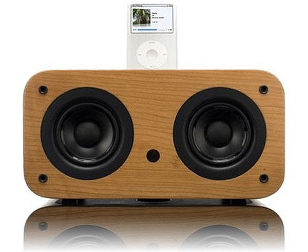 The Vers 2X dock speaker_1