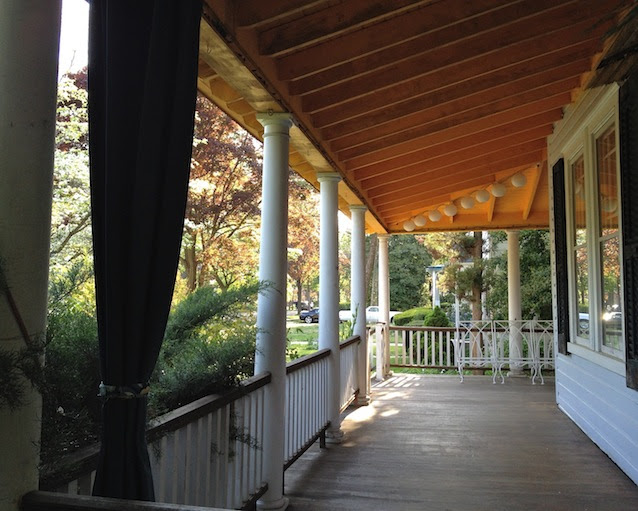 DIY front porch renovation