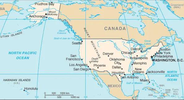 Kambali Blog: map of puerto rico and united states