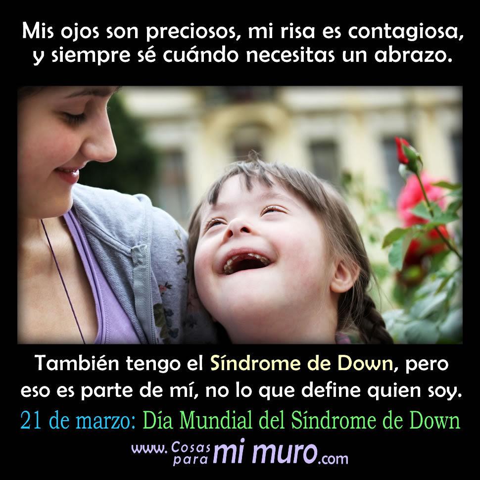 Tag Frases Do Dia Internacional Del Sindrome De Down