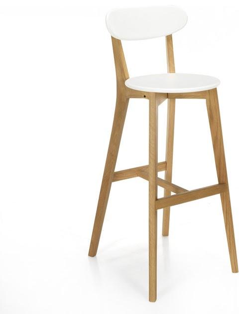 Table et chaises de terrasse: Chaise et tabouret de bar
