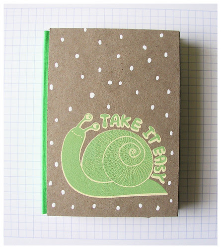 Take It Easy Journal