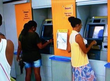 Coração de Maria: Moradores se deparam com falta de dinheiro na 'boca do caixa'