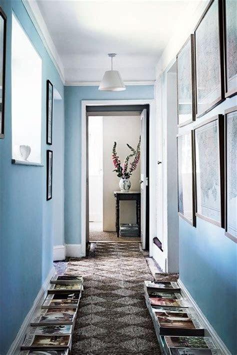 69 Best images about Hallways on Pinterest   Grey hallway