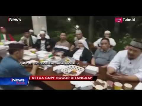 Polresta Bogor Tangkap Ketua GNPF Ulama Bogor Terkait Ajakan Jihad