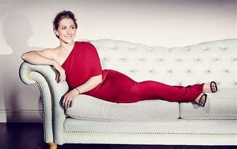 Laura Trott stuns in high end designer gowns in a new