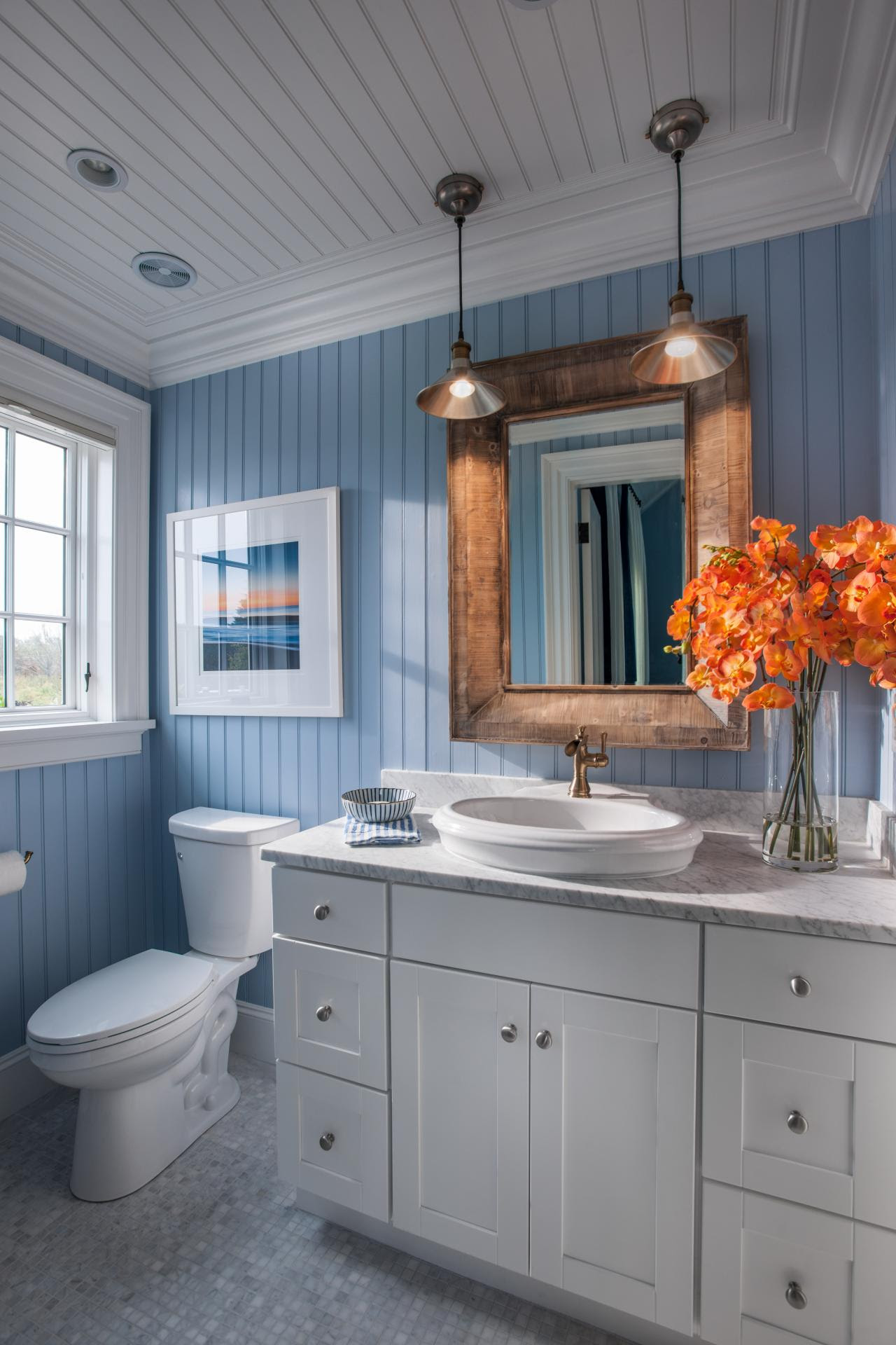 HGTV Dream Home 2015: Guest Bathroom | HGTV Dream Home ...