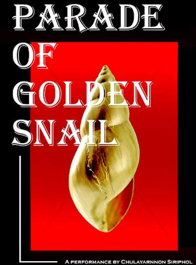 Parade of Golden Snail