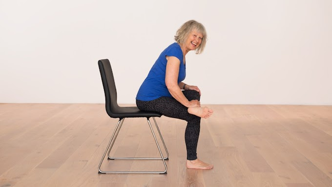 Chair Yoga Benefits and Certification