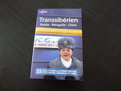 "Lonely Planet ""Transsibérien"""