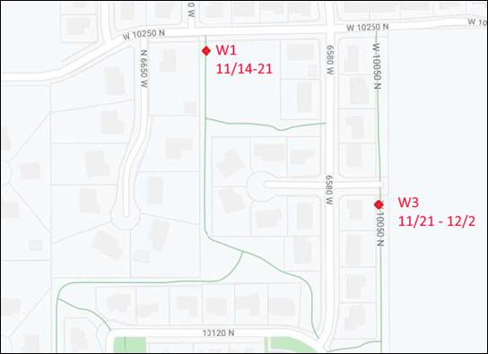 2019-12-02 Trail Count Wimbleton