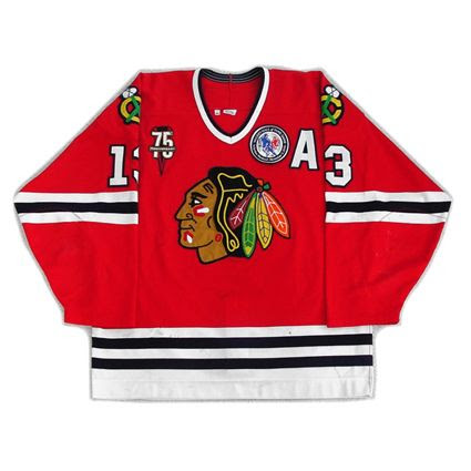Chicago Blackhawks 2000-01 jersey photo Chicago Blackhawks 2000-01 F jersey.jpg