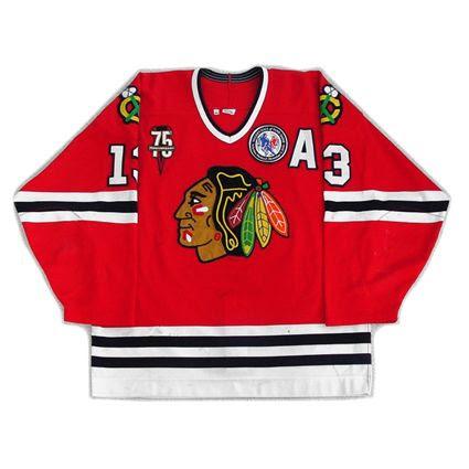 Chicago Blackhawks 2000-01 jersey photo Chicago Blackhawks 2000-01 F jersey.jpg