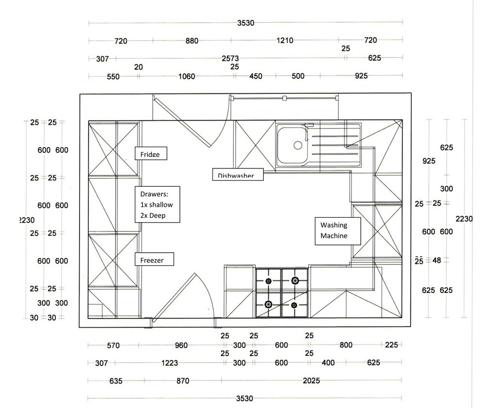 House Plan For 16 Feet By 54 Feet Plot Plot Size 96: Sq Feet Width Of Home 16 6 Meters 54 5 Feet Length Of Home