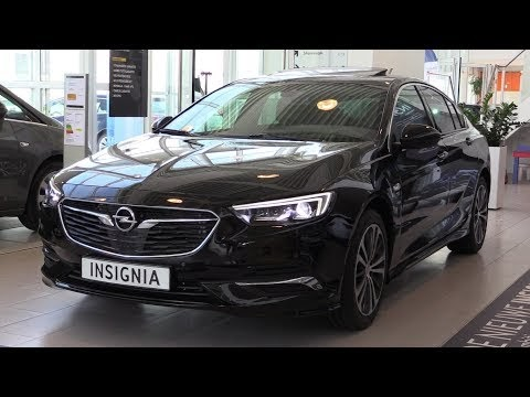 The all new 2018 Opel Insignia - video