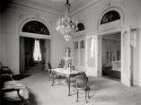 Interior de la Legación de Cuba 1917