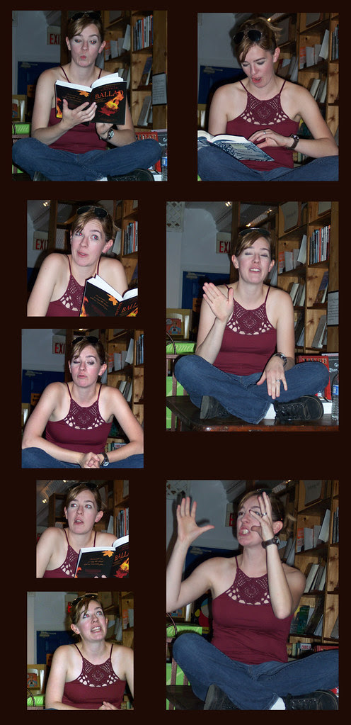 the faces of maggie