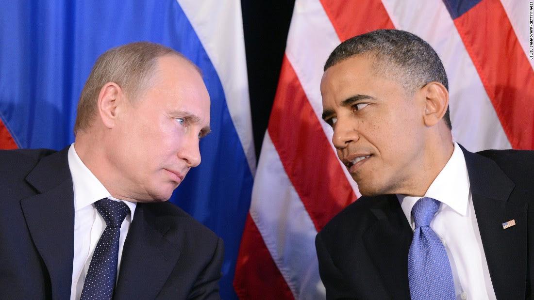 Image result for putin obama