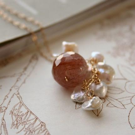 Magnolia Necklace