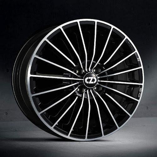 Felgi Aluminiowe Oz 17