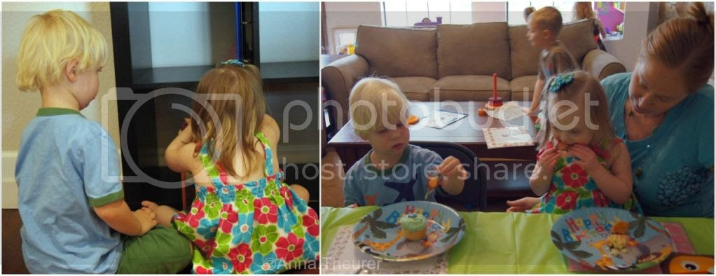 The Chronicles Of Ellie Bellie Bear 12 Kids Plus Cupcakes