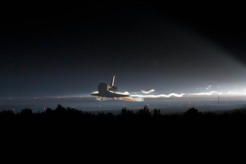 STS-135 Landing by NASA Goddard Space Flight Center