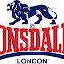 Happy lion belts Lonsdale for damages