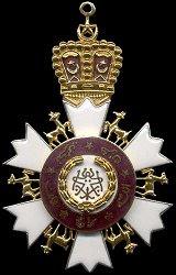 Knight Commander: Badge
