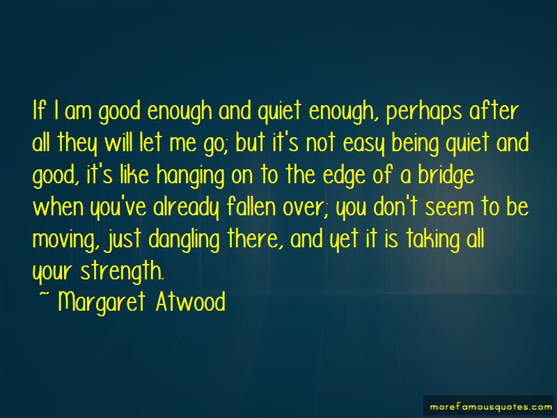 I Am Good Enough Quotes Top 52 Quotes About I Am Good Enough From
