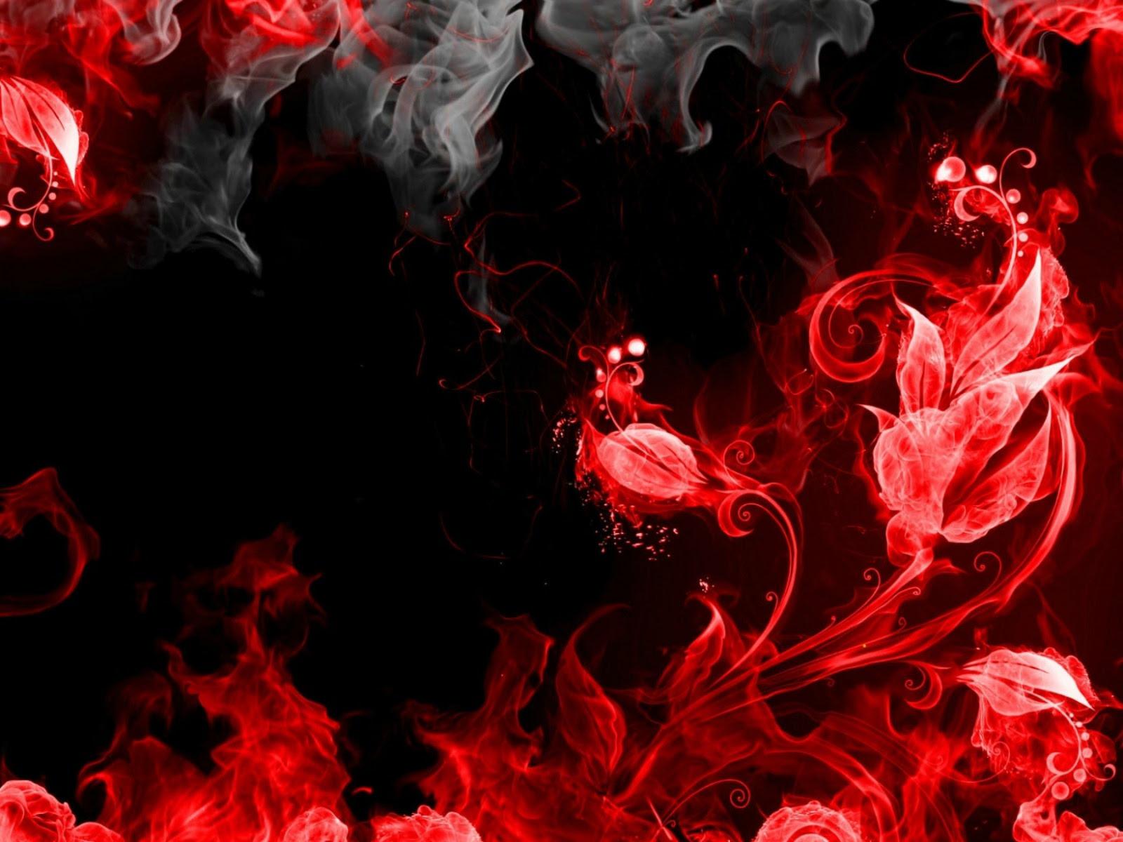Red Smoke Wallpaper 1600x1200 57758