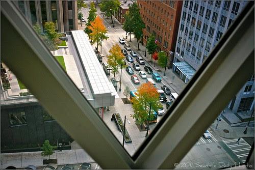 Fall on 4th Street