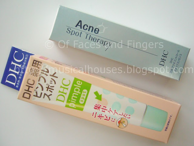 dhc pimple products