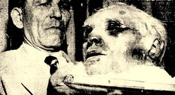 Ângelo Roque e a cabeça de Lampião